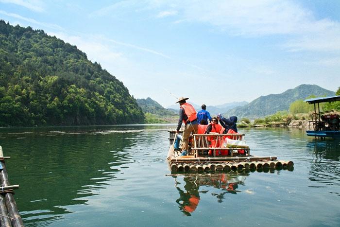 桐溪风景区图片